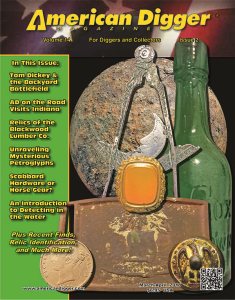 american digger vol 14, issue 2