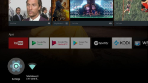 Third Additional product image for - RaspAnd Nougat 7.1.2 for Raspberry Pi 3 - Build 170805 - with Google Play Store, Kodi 17.3, Aptoide TV and Google Chrome
