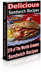 Delicious Sandwiches Recipes | eBooks | Food and Cooking