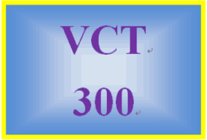 VCT 330 Week 2 Learning Team: Storyboard | eBooks | Education