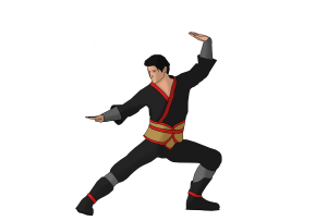 Martial Artist Digital Art | Photos and Images | Digital Art