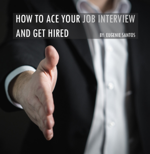 How to Ace Your Job Interview and Get Hired | eBooks | Self Help