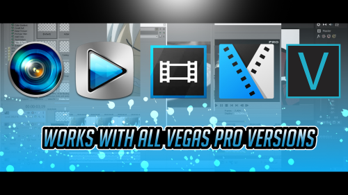 First Additional product image for - Sony Vegas Mini Shakes Pack By Pro Edits
