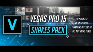 sony vegas mini shakes pack by pro edits