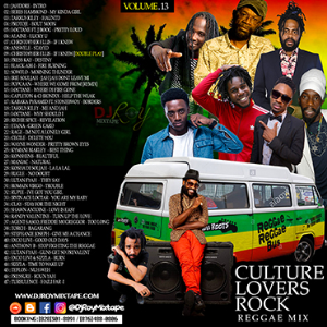 Dj Roy Culture Lovers Rock Mix Vol.13 [march 2018] | Music | Reggae