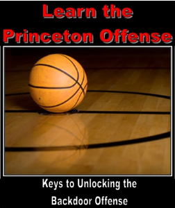 winning with the princeton offense basketball guide