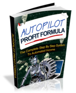 Money On Autopilot Profit Formula | eBooks | Education