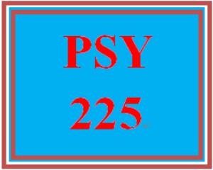 PSY 225 Week 4 Changing a Behavior Worksheet | eBooks | Computers