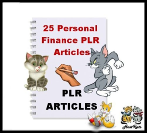 25 Personal Finance PLR Articles - eBook | eBooks | Business and Money