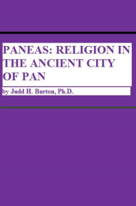 Paneas: Religion in the Ancient City of Pan | eBooks | History