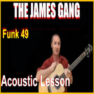 learn to play funk 49 by the james gang