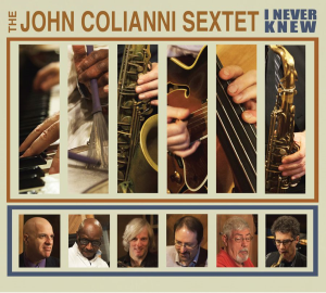 patuxent cd-309 -john colianni - i never knew