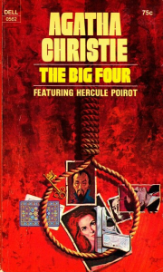 The Big Four by Agatha Christie | eBooks | Classics