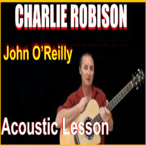 Learn to play Charlie O'Reilly by Charlie Robison | Movies and Videos | Educational
