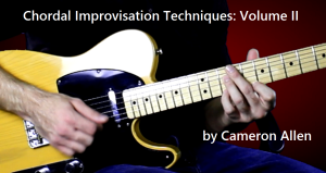 Chordal Improvisation Techniques - Vol. II | Music | Jazz
