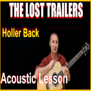 Learn to play Holler Back by The Lost Trailers | Movies and Videos | Educational