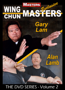 WING CHUN MASTERS Vol-2 Sifu Gary Lam & Sifu Alan Lamb | Movies and Videos | Training