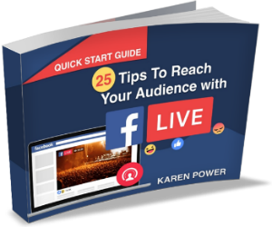 25 tips to reach your audience with facebook live