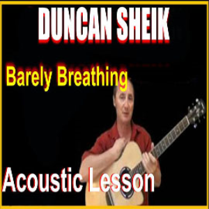 Learn to play Barely Breathing by Duncan Sheik | Movies and Videos | Educational