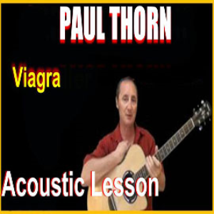 Learn to play Viagra by Paul Thorn | Movies and Videos | Educational