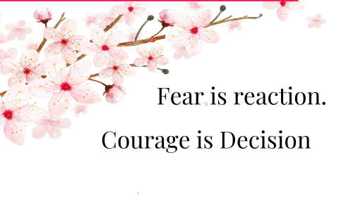 First Additional product image for - Courage, Strength & Beauty