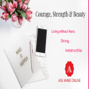 Courage, Strength & Beauty | eBooks | Self Help