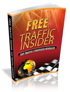 Free Traffic Insider | eBooks | Internet