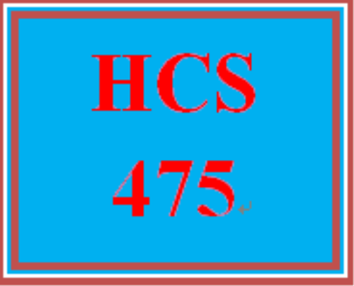 First Additional product image for - HCS 475 Week 1 Leadership and Management Characteristics Paper