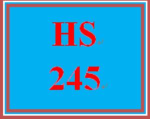 HS 245 Week 4 Understanding Domestic Violence | eBooks | Education
