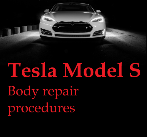 First Additional product image for - Tesla Model S Body Repair Procedures