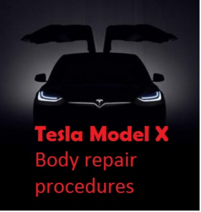 First Additional product image for - Tesla Model X Body Repair Procedures