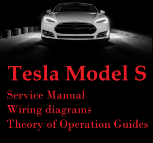 Tesla Model S Service Manual | Documents and Forms | Manuals