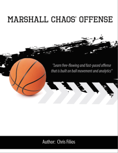 Marshall Chaos' Offense Playbook | eBooks | Sports