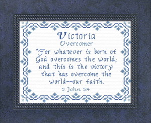 name blessings -  victoria 3