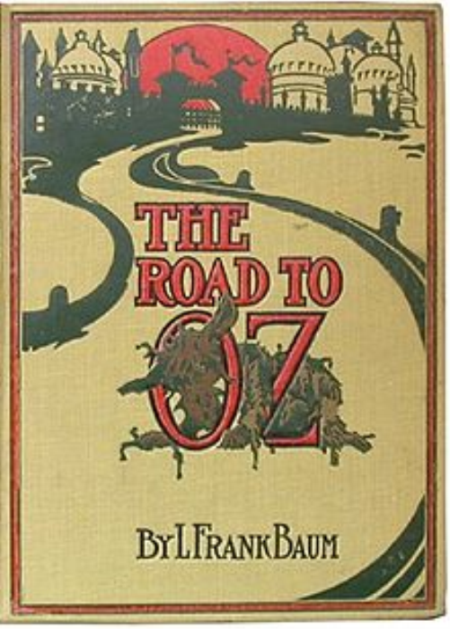 First Additional product image for - The Road to Oz