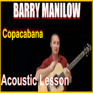 Learn to play Copacabana by Barry Manilow | Movies and Videos | Educational