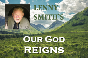 our god reigns (lenny smith) arranged for choir, congregation and small orchestra