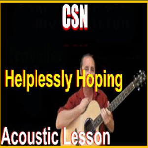 learn to play helplessly hoping by csn