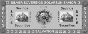 silver sovereign solarsun savior