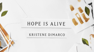 Hope Is Alive (Kristene DiMarco) for solo, choir, strings, brass and percussion | Music | Gospel and Spiritual