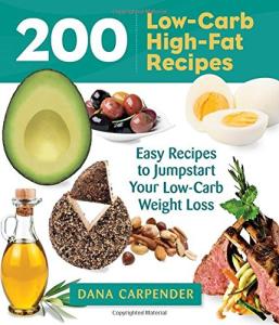 200 low-carb, high-fat (keto) recipes