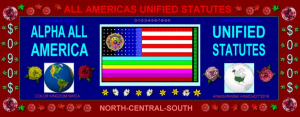 alpha all americas unified statutes 090$