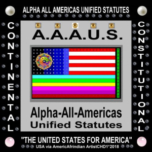 alpha all americas unified statutes