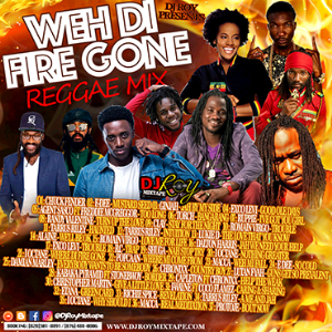 Dj Roy Weh Di Fire Gone Reggae Mix | Music | Reggae
