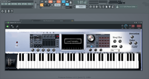 roland fantom g8 sounds + free vst plugin