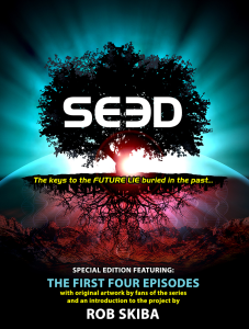 SEED - The First Four Episodes - Color PDF Edition | eBooks | Entertainment