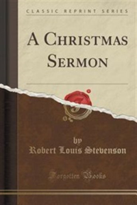 a christmas sermon  by  robert louis stevenson