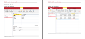 CIS105-71 Lab7 | Documents and Forms | Templates