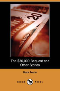 the $30,000 bequest