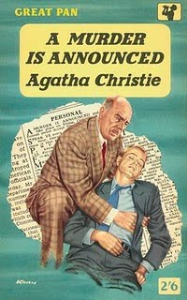 A Murder Is Announced,Christie,Agatha | eBooks | Classics